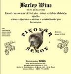 Barley Wine 22°
