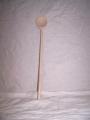 Pivní vařečka z bukového dřeva 50cm