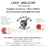 CIDER JABLKO 1KG