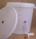 Fermentační nádoba 30L s příslušenstvím