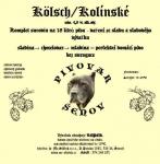 Kölschbier - Kolínský Ležák 12°