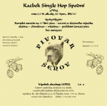 Kazbek Single Hop Spodní 3,4kg
