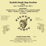 Kazbek Single Hop Svrchní 3,4kg