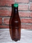 Pivní PET láhev 0,5L + víčko