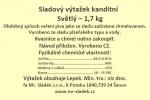 Sladový výtažek Světlý český tekutý 1,7kg