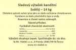 Sladový výtažek Světlý český kanditní 14kg